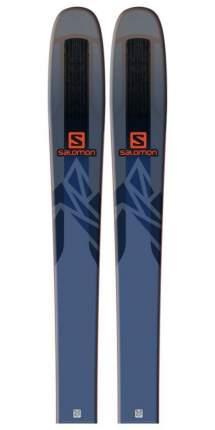 Горные лыжи Salomon N QST 99 Dark 2019, 188 см