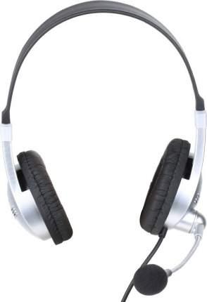 Игровые наушники Ritmix RH-533 Silver