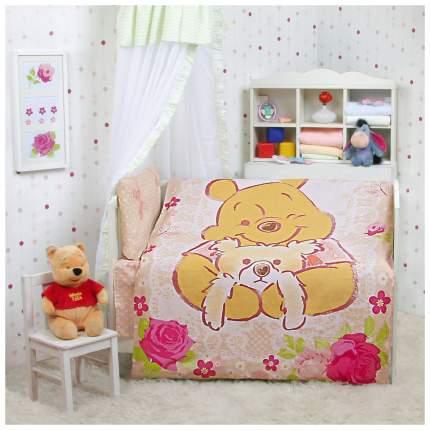 Комплект детского постельного белья MONA LIZA Винни Винтаж
