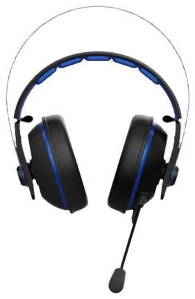 Игровые наушники ASUS Cerberus V2 Blue/Black