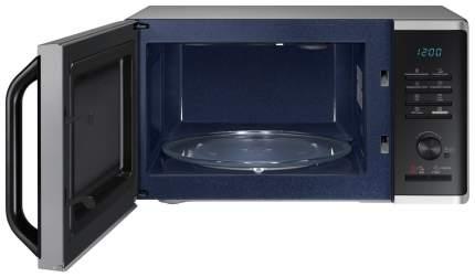 Микроволновая печь с грилем Samsung MG23K3515AS silver/black