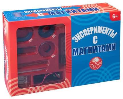 Набор для исследования Маэстро Эксперименты с магнитами 646