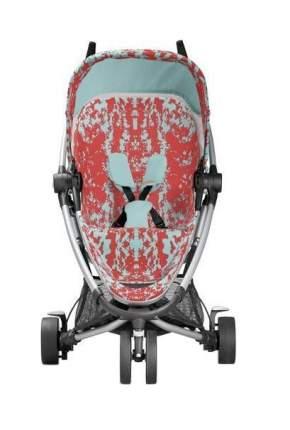 Прогулочная коляска Quinny Zapp Xtra Red Crackle