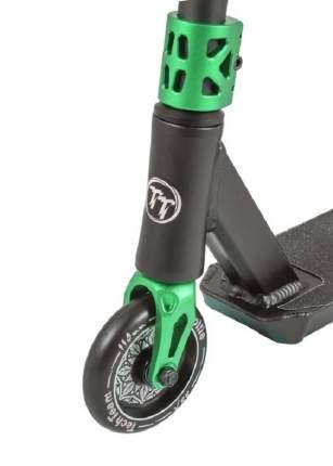 Самокат Tech Team Nollie черно-зеленый