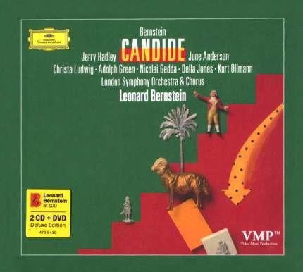 """Аудио диск London Symphony Orchestra, Leonard Bernstein """"Bernstein: Candide (Deluxe)"""""""