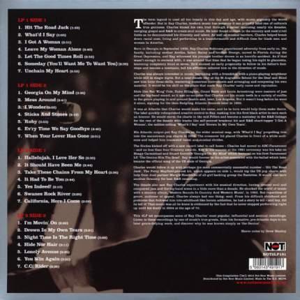 Виниловая пластинка Ray Charles   The Ultimate Collection (2LP)