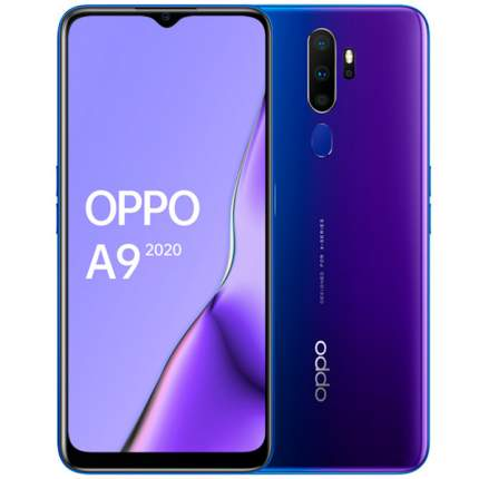 Смартфон Oppo A9 (2020) 128Gb Space Purple (CPH1941)