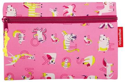 Сумка складная детская Dufflebag ABC Reisenthel для девочек Розовый IH3066