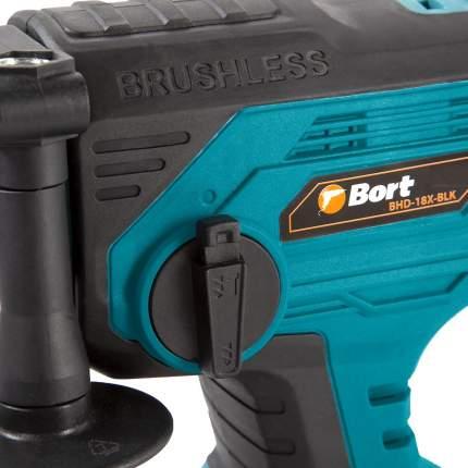 Аккумуляторный перфоратор Bort BHD-18X-BLK