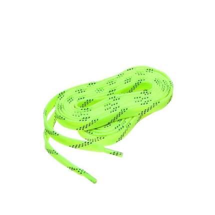 Шнурки RGX-LCS01 Neon Yellow 182 см.