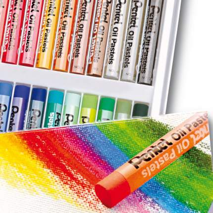Художественные краски Pentel Arts Oil Pastels 36 шт.