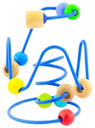 """Деревянная игрушка """"Лабиринт № 6"""" Lucy&Leo"""