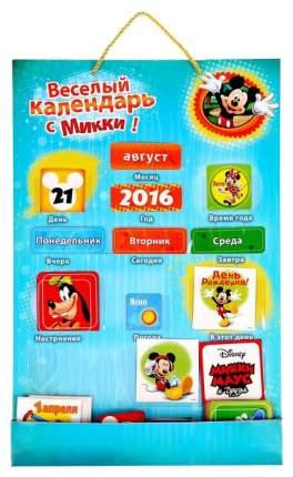 """Календарь с кармашками """"Микки Маус"""" + набор карточек, Микки Маус и друзья Disney"""