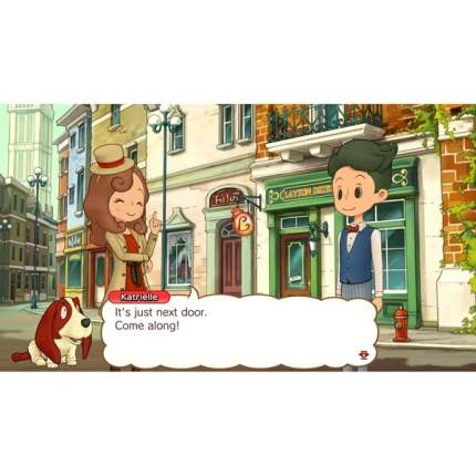 Игра для Nintendo Switch LMJ: Katrielle and the Millionaire's Conspiracy Deluxe