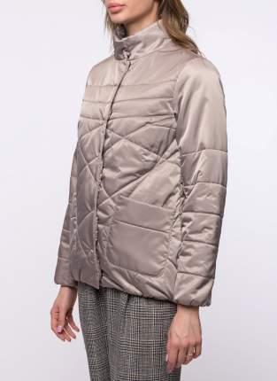 Куртка женская Каляев Пандора бежевая 42 RU