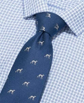 Галстук мужской HENDERSON TS-1840 синий