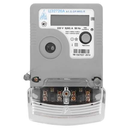 Счетчик электроэнергии Пзип ЦЭ2726A.A1.S.OP. 5/60А.W03 R 230В, 13202