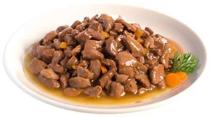 Влажный корм для котят Animonda Rafin Kitten, индейка сердце и морковь, 12шт по 100г