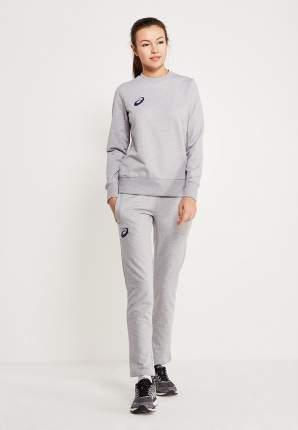 Спортивный костюм Asics Knit, heather grey, XXL INT