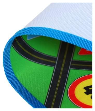 """Накладка на стол, текстиль, складная, 700 х 450 мм, """"Дорожные знаки"""" Оникс"""
