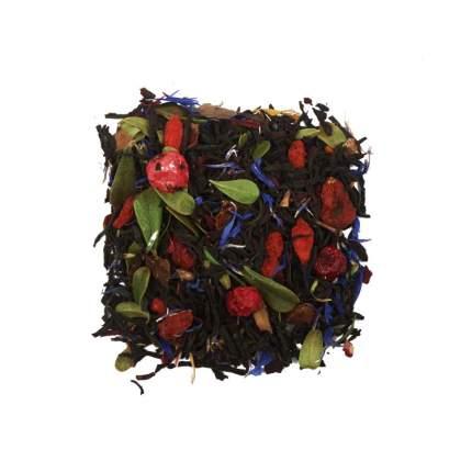 Чай черный Чайный лист ароматизированный спелый барбарис 100 г