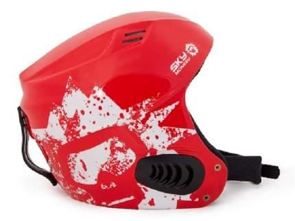 Горнолыжный шлем Sky Monkey VS670 2019, красный, M