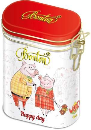Чай Bonton счастливый день черный крупнолистовой 100 г