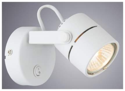 Спот Arte Lamp A1310AP-1WH gu10