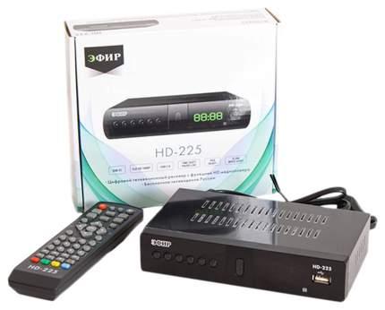 DVB-T2 приставка Сигнал HD-225 Black