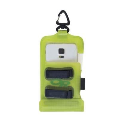 Гермочехол Outdoor Research Sensor Dry Pocket зеленый 20,5 x 11,5 см