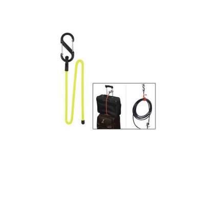 Набор гибких стяжек Nite Ize Gear Tie Clippable Twist Tie 24 GLC24-33-R3 желтый