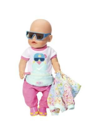 Набор одежды для кукол Zapf Creation Одежда для велосипедной прогулки Делюкс 827-192
