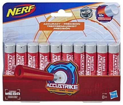 Набор пуль для бластера Hasbro AccuStrike Nerf Mega 10 шт