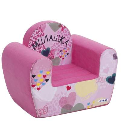 """Игровое кресло серии """"Инста-малыш"""", #Милашка PAREMO PCR317-16"""