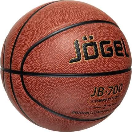 Баскетбольный мяч Jogel JB-700 №7 brown