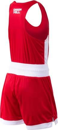 Форма для бокса Green Hill BSI-3805 Interlock, детская, красный (12 лет)