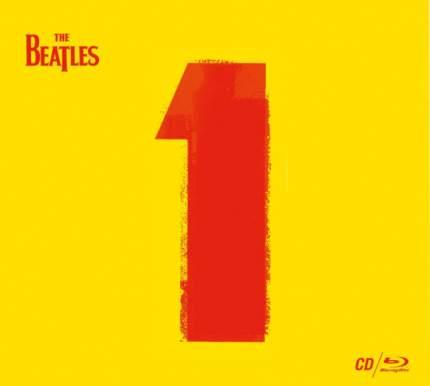 Аудио диск The Beatles 1 (CD+Blu-ray)