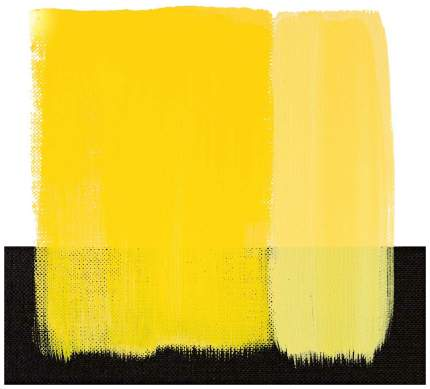 Масляная краска Maimeri Puro 082 кадмий желтый лимонный 40 мл