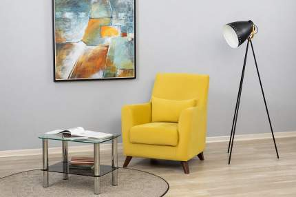 Кресло для гостиной Hoff Гауди, желтый
