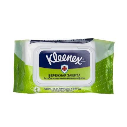 Детские влажные салфетки Kleenex антибактериальные 40 шт.