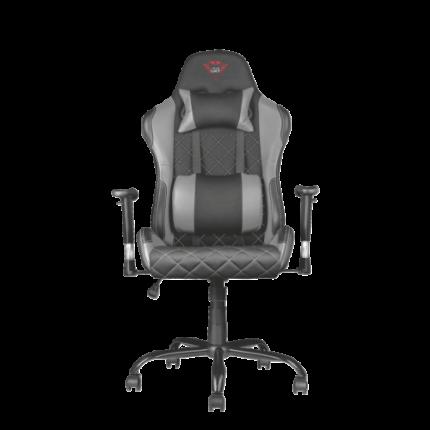Игровое кресло Trust GXT 707G Resto Grey 22525, серый