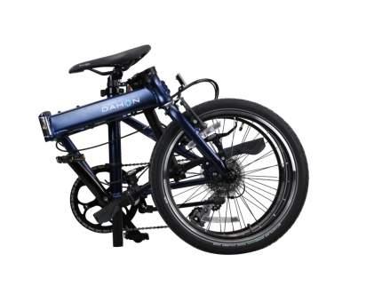 """Велосипед Dahon Hemingway D8 2019 20.5"""" фиолетовый"""