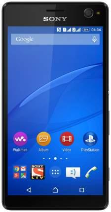 Смартфон Sony Xperia C4 Dual 16Gb Black (E5333)