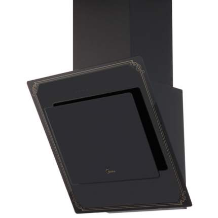 Вытяжка наклонная Midea E60TEW3E03 Black/Gold