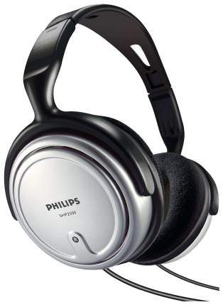 Наушники Philips SHP2500 Silver/Black