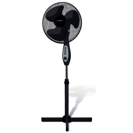 Вентилятор напольный Scarlett SC-371 black/grey