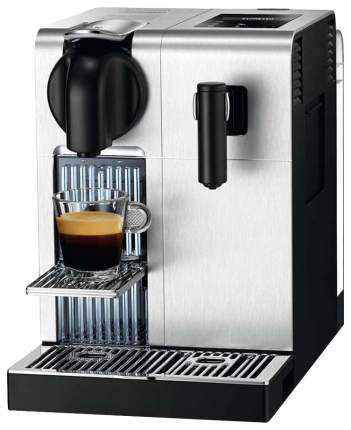 Кофемашина капсульного типа DeLonghi Lattissima Pro EN 750 MB Silver/Black