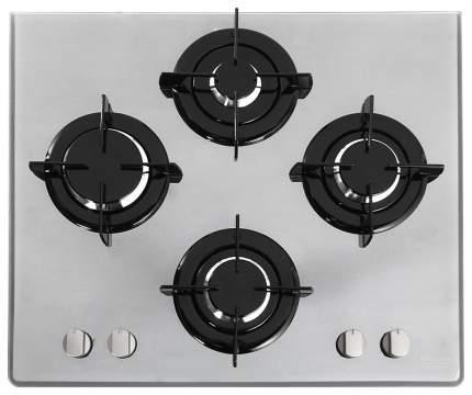 Встраиваемая варочная панель газовая Hotpoint-Ariston 7HTD 640 (ICE) IX/HA Grey