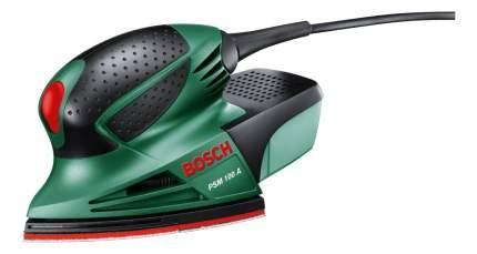 Сетевая дельташлифовальная машина Bosch PSM 100 A 06033B7020
