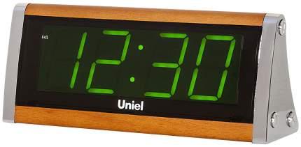Часы-будильник Uniel uTL-12GBr UTL12GBr